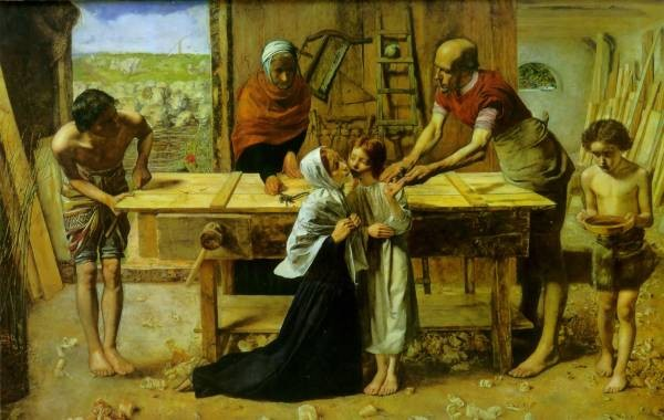 Christ carpenter